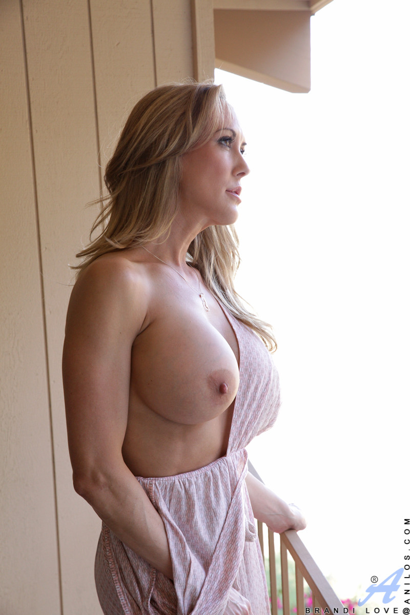 Brandi Love Naked