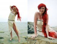 Reminds me of The Little Mermaid