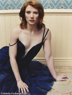 amateur photo The always fantastic Bryce Dallas Howard