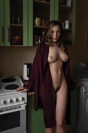 amateur photo What a robe