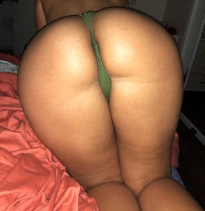 amateur photo Just trying to bring ASS much joy to the world and she brings to me