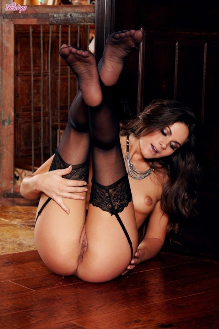 Stockings up and ready Porn Photo