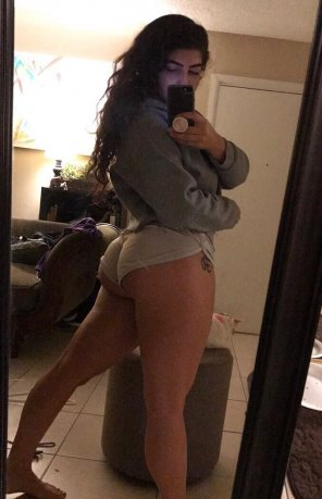 amateur photo An Ass to Show Off