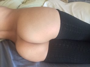 amateur photo High Socks