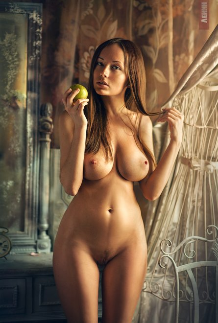An apple a day Porn Photo