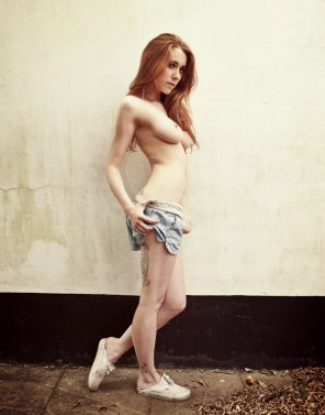 amateur photo Casual Redhead