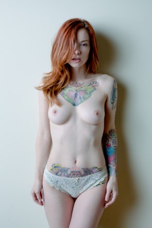amateur photo Pretty redhead