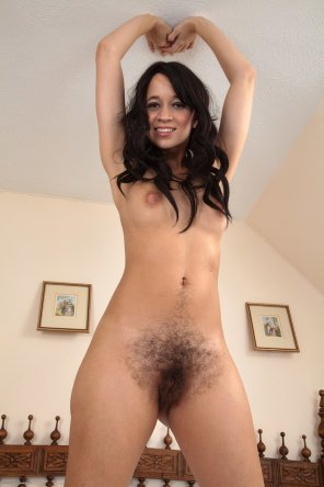 amateur photo Hot hairy girl