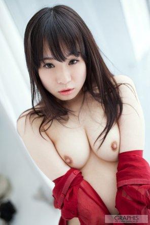 amateur photo Yuzu Kitagawa