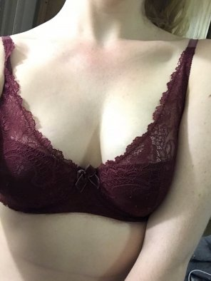 amateur photo Wearing this bra tonight [f]