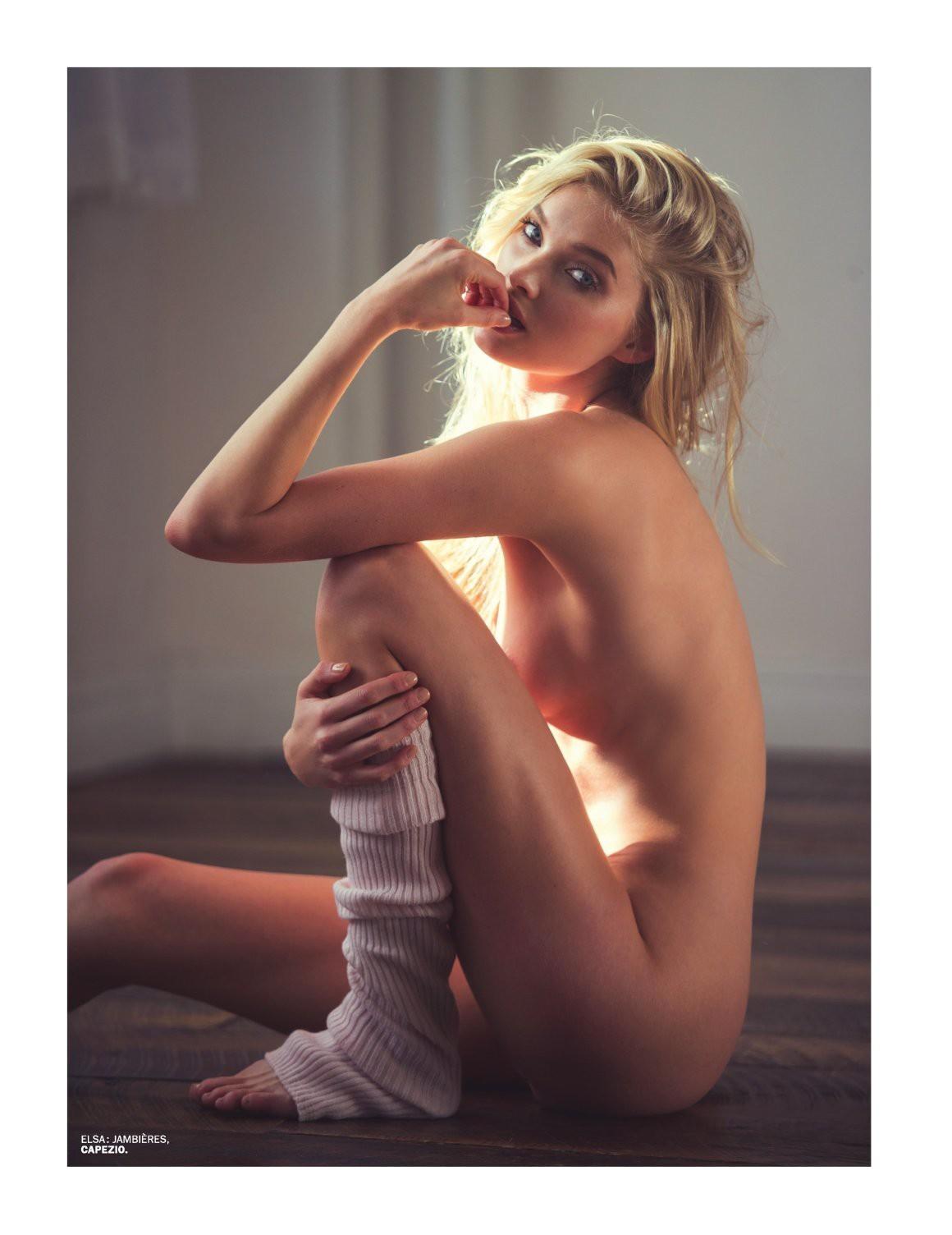 Elsa hosk porn