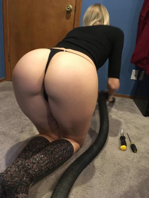 amateur photo [oc] behind the scenes, stolen shot [f]