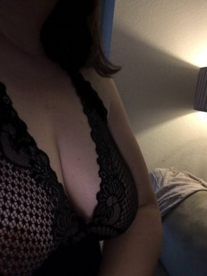 amateur photo More lace