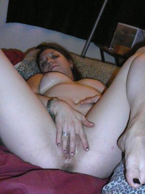 amateur photo Wet pussy amateur ready for play