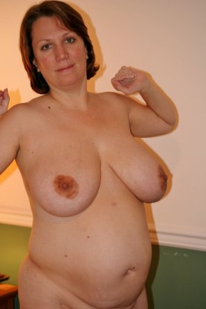 amateur photo Pregnant nude and cute