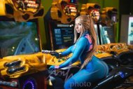amateur photo Thick Samus
