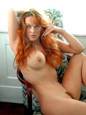 amateur photo Redheaded MILF