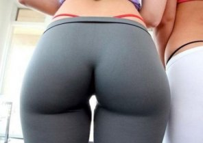 amateur photo Spandex