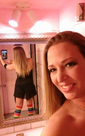 amateur photo Rainbow Brite - Eve Batelle
