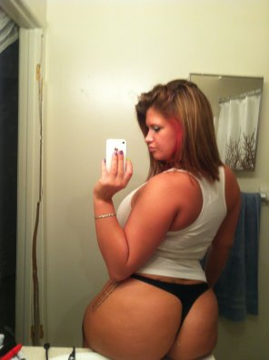 amateur photo Amateur PAWG selfie