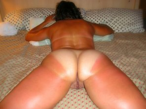 amateur photo Milf on her Bed