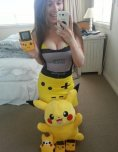 amateur photo I would like a Pikachu