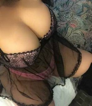 amateur photo Sexy in lingerie...