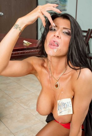 amateur photo Romi Rain