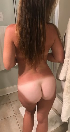 amateur photo Summer booty