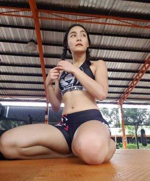 amateur photo Muay Thai