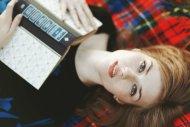 Redheaded reader