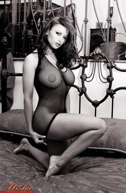 Mesh Dress Porn Photo