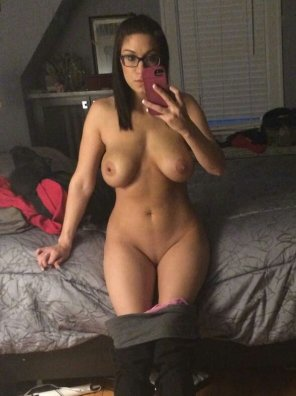 amateur photo Side of the bed