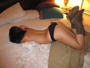 amateur photo She is ready to get pounded