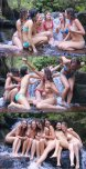 amateur photo Skinny dipping!