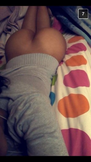 amateur photo Latina Snapchat