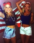 amateur photo American Girls
