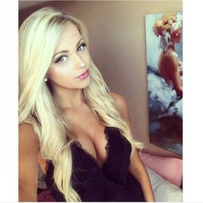 amateur photo Beautiful Blonde