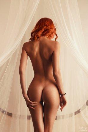amateur photo Wonderful redhead
