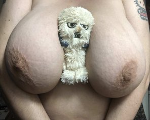 amateur photo Wanna play with my wampa? 😂