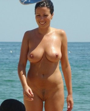 amateur photo Nude beach