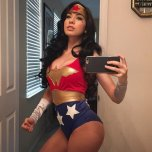amateur photo wonderwoman