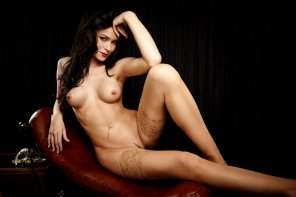amateur photo Lisa Zink posing nude