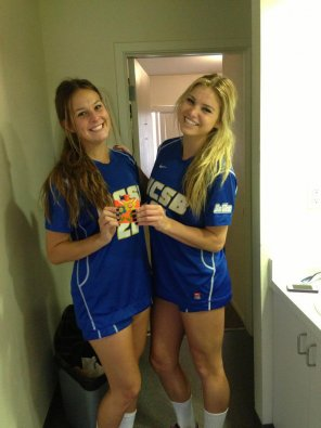 amateur photo Soccer girls
