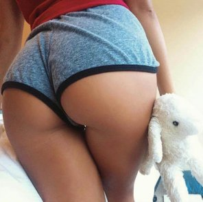 amateur photo Arousing Bum!