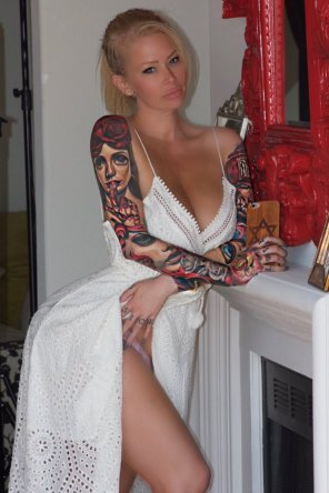 amateur photo Jenna Jameson