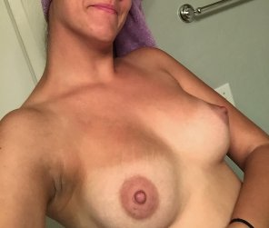 amateur photo Wife mid summer