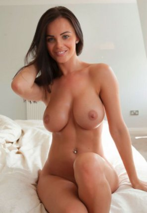 amateur photo Beautiful busty babe with huge tits