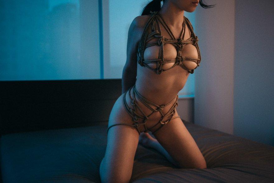Gorgeous Ropework Porn Photo