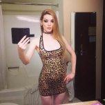 amateur photo Miss Miranda selfie